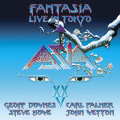 Fantasia - Live in Tokyo by ASIA album cover