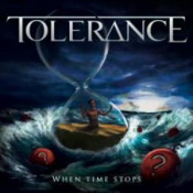When Time Stops by TOLERANCE album cover