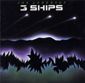 Three Ships by ANDERSON, JON album cover