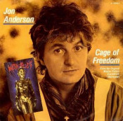 Cage Of Freedom by ANDERSON, JON album cover