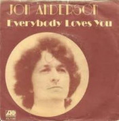 Everybody Loves You by ANDERSON, JON album cover