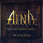 Days of Rising Doom - The Metal Opera by AINA album cover