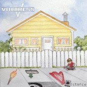 Distance by VULTRESS album cover