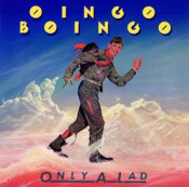 Only A Lad by OINGO BOINGO album cover