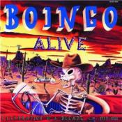 Boingo Alive by OINGO BOINGO album cover