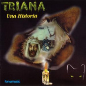 Una Historia by TRIANA album cover