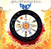 Glory of the Inner Force by FINCH album cover