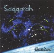 Genese by SAQQARAH album cover