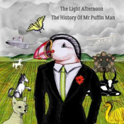 The History Of Mr Puffin Man by Light Afternoon, The album rcover