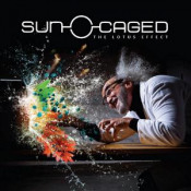 The Lotus Effect by SUN CAGED album cover