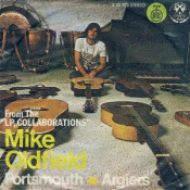 Portsmouth by OLDFIELD, MIKE album cover