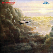 Five Miles Out by OLDFIELD, MIKE album cover