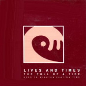 The Pull of a Tide by LIVES AND TIMES album cover