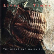 The Great Sad Happy Ending by LIVES AND TIMES album cover