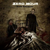 Dark Deceiver by ZERO HOUR album cover