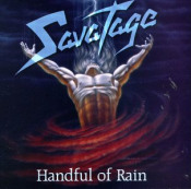 Handful of Rain by SAVATAGE album cover