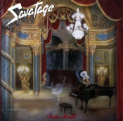 Gutter Ballet by SAVATAGE album cover