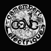 Camembert Electrique by GONG album cover