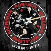 Live in Tokyo by PORTNOY SHEEHAN MACALPINE SHERINIAN album cover