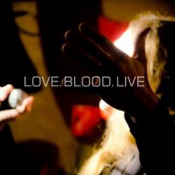 LOVE.BLOOD.LIVE by TRANSPORT AERIAN album cover