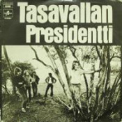 Tasavallan Presidentti II by TASAVALLAN PRESIDENTTI album cover