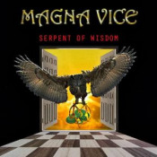 Serpent of Wisdom by MAGNA VICE album cover