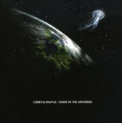Home In The Universe by COREY & MAPLE album cover