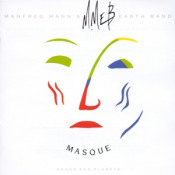 Masque by MANN'S EARTH BAND, MANFRED album cover