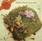 The Good Earth by MANN'S EARTH BAND, MANFRED album cover