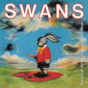 White Light From The Mouth Of Infinity by SWANS album cover