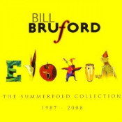 The Summerfold Collection 1987 - 2008 by BRUFORD, BILL album cover