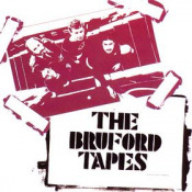 Bruford: The Bruford Tapes by BRUFORD, BILL album cover