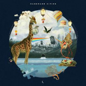 Handmade Cities by PLINI album cover