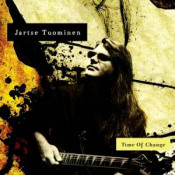 Time Of Change by TUOMINEN, JARTSE album cover