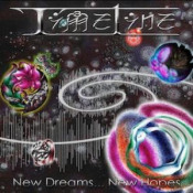 New Dreams.. New Hopes by TIMELINE album cover