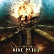 Nine Paths by KNIGHT AREA album cover