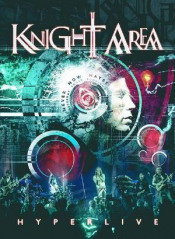 Hyperlive by KNIGHT AREA album cover