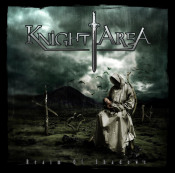 Realm Of Shadows by KNIGHT AREA album cover