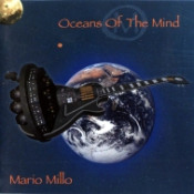 Oceans Of The Mind by MILLO, MARIO album cover