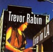 Live In LA by RABIN, TREVOR album cover