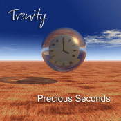 Precious Seconds by TR3NITY album cover