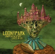 Unbroken Spirit Lives In Us by LOONYPARK album cover