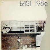 1986 by EAST album cover