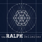 Delimiter by RALPH, THE album cover
