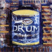 Tin Of Drum by RAPOON album cover