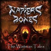The Wistman Tales by NAPIER'S BONES album cover