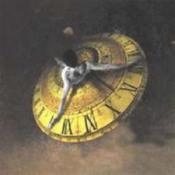Chronos by JINETES NEGROS album cover