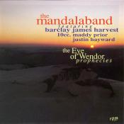Mandalaband II - The Eye of Wendor: Prophecies by MANDALABAND album cover