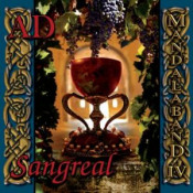 Mandalaband IV - AD: Sangreal by MANDALABAND album cover