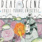 Three-Pound Universe by DEAF SCENE album cover